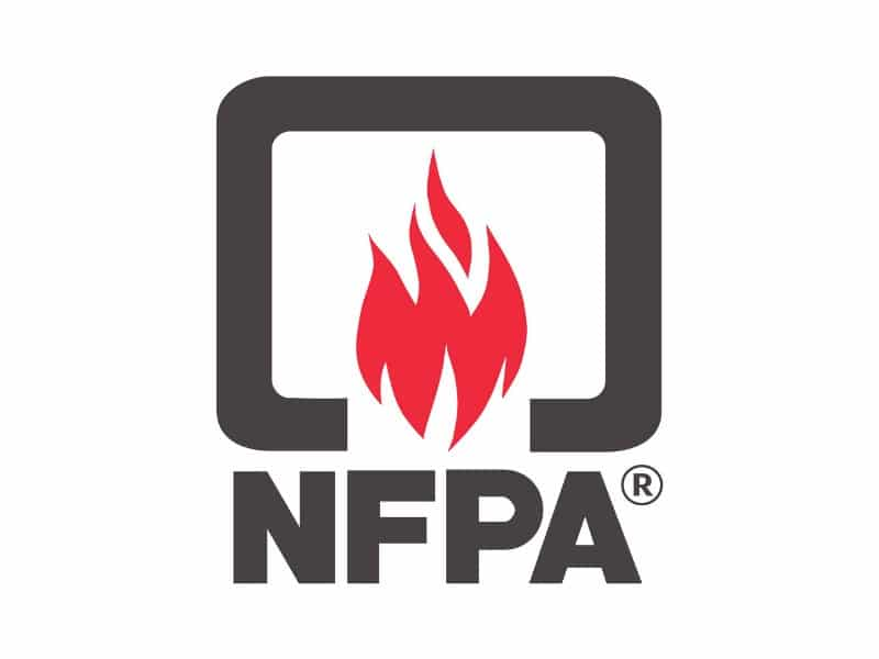 Norme NFPA 110