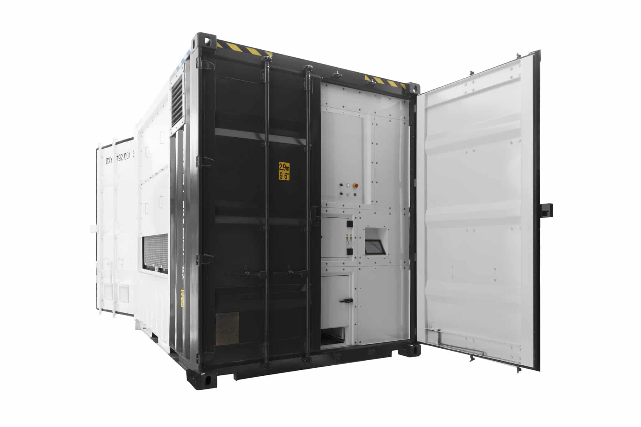 Le banc de charge conteneur KVA-Applications_2020